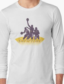 Lakers - Showtime! Long Sleeve T-Shirt