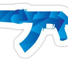 Artistic AK Sticker