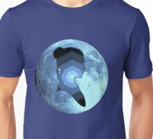 Princess Leia moon Unisex T-Shirt