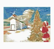 Christmas In The Country Kids Clothes