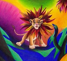Lion King by AprilStrange