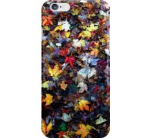 Maple Chaos iPhone Case/Skin