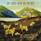 My Sheep Hear My Voice by Patricia Howitt