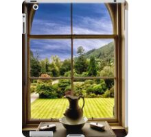 The View From the Castle iPad Case/Skin