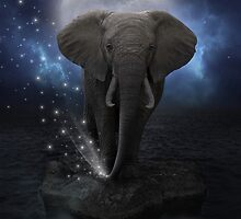 Power Is No Blessing In Itself (Protect the Elephants)  by soaringanchor
