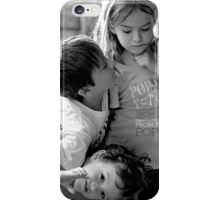 The Seriousness Of Playing... iPhone Case/Skin