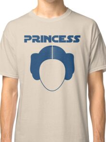 Star Wars Princess Leia Carrie Fisher Classic T-Shirt