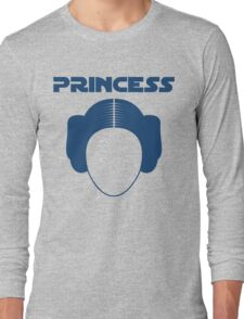 Star Wars Princess Leia Carrie Fisher Long Sleeve T-Shirt