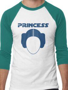 Star Wars Princess Leia Carrie Fisher Men's Baseball ¾ T-Shirt