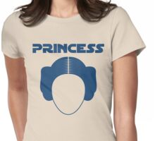 Star Wars Princess Leia Carrie Fisher Womens Fitted T-Shirt