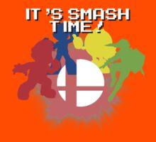 It's Smash Time! Kids Clothes