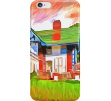 Glick Mansion  iPhone Case/Skin