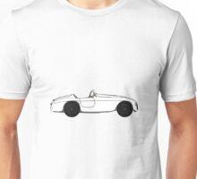 Car,  Ferrari 166 MM Barchetta - white Unisex T-Shirt