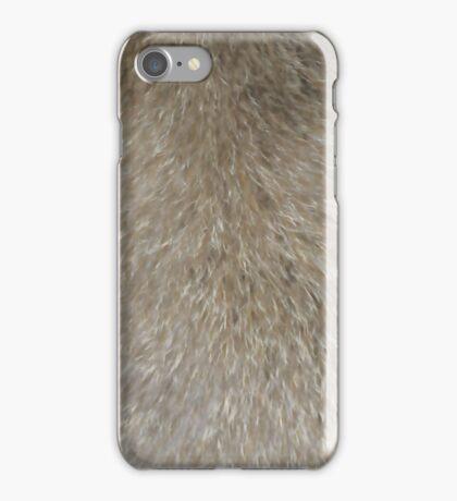 Sensuous fur iPhone Case/Skin