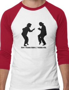 Twist Contest Men's Baseball ¾ T-Shirt