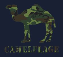 CAMELflaged Kids Clothes