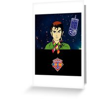 Doctor Jew - David Tennant Greeting Card