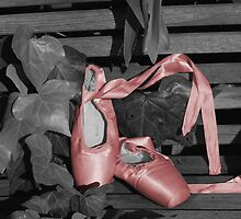 Ballet Shoes VI by andreagoth