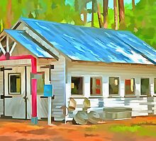 Old Country Charm  by LianeWright