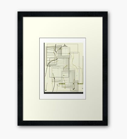 Marching Orders Framed Print