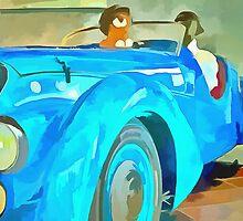 Peugeot Darl'Mat  by LianeWright