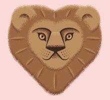 Lion Heart Kids Tee