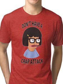 Tina Crap Attack Tri-blend T-Shirt