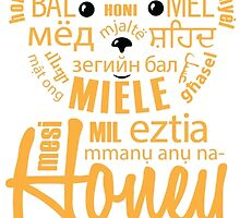 The Language of Honey by emmalizabeth