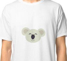 Happy Koala head Classic T-Shirt