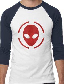 Alien head Men's Baseball ¾ T-Shirt