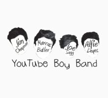 Youtube Boyband by YTFan