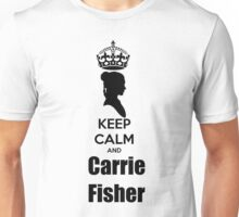 Carrie Fisher Unisex T-Shirt