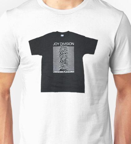 Joy Division - Unknown Pleasures Shirt Shirt Unisex T-Shirt