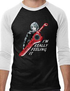 I'm Really Feeling It Men's Baseball ¾ T-Shirt