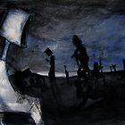 psychiatric landscape by glennbrady