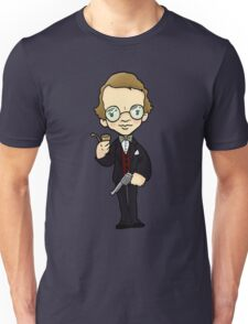 ITS A CLUE! Was it Professor Plum with the GUN? Unisex T-Shirt