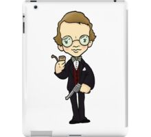 ITS A CLUE! Was it Professor Plum with the GUN? iPad Case/Skin