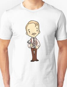 ITS A CLUE! Was it Colonel Mustard with the WRENCH? T-Shirt