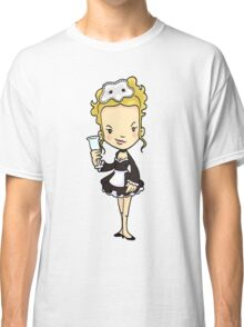 ITS A CLUE! Was it POISON? Maybe the maid did it! Classic T-Shirt