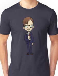 ITS A CLUE! Was it Mr. Green with the LEAD PIPE? Unisex T-Shirt