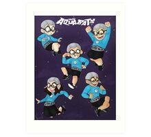 The Aquabats! Art Print