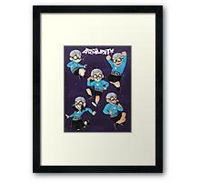 The Aquabats! Framed Print