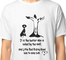 Little Red Riding Hood T-Shirt Classic T-Shirt