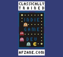 Classically Trained Indie Game Dev by Afzainizam Zahari
