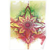 Mandala No.11 Poster