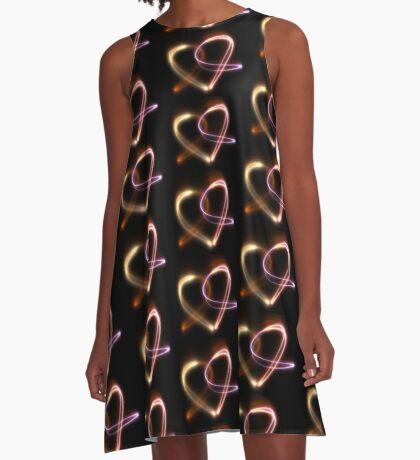 Attraction A-Line Dress