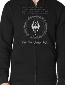 The Elder Souls: Arda Zipped Hoodie