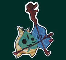 Legend of Zelda - WW Makar the Korok T-Shirt