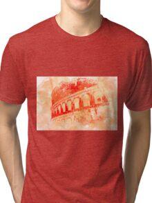 Rome - Colosseum Tri-blend T-Shirt