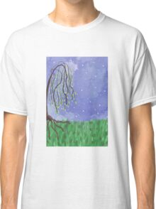 Weeping Willow Classic T-Shirt